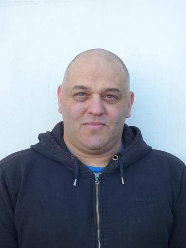 Site Services Officer - Marios Adamides