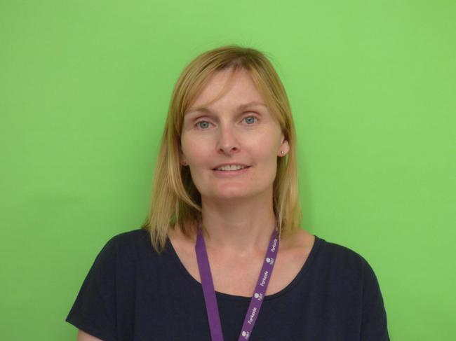 Liz Bugler  -Tea Time Assistant