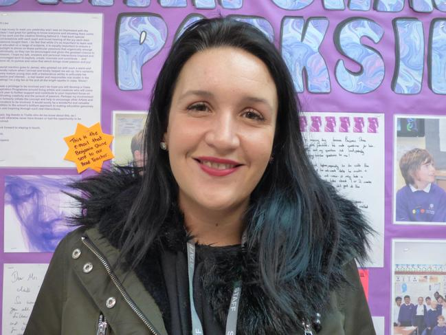 Claire Burns - Teaching Assistant