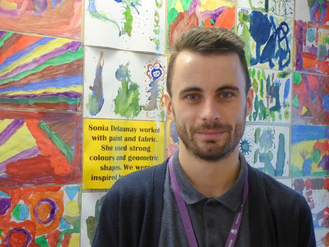 Phil Smith - Class Teacher