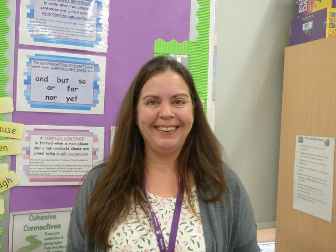 Lisa Higgins - Reception Teacher