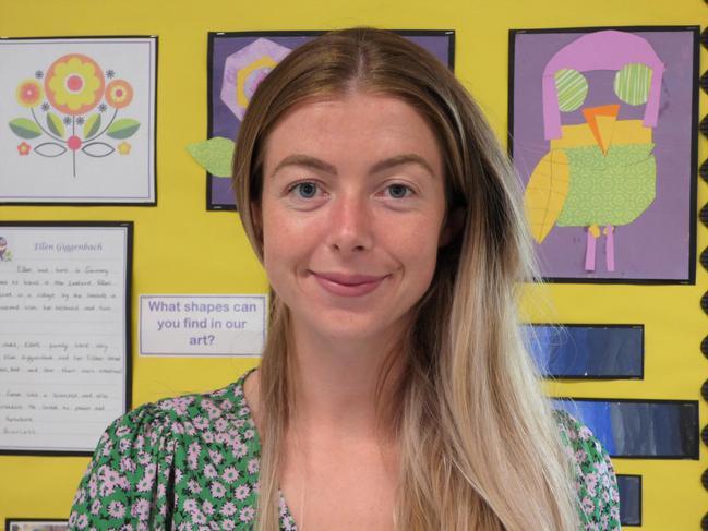 Hannah Davis - Class Teacher