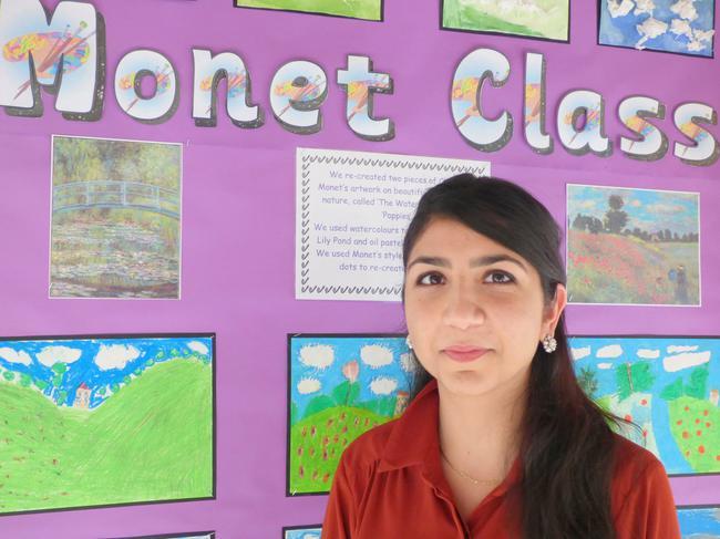 Rosemeen Dost - Class Teacher