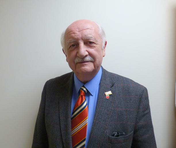 Peter Herrington - Chair- Local Authority Governor