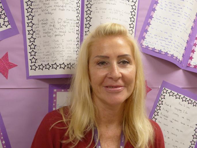 Debbie Gayle - EAL Teaching Assistant