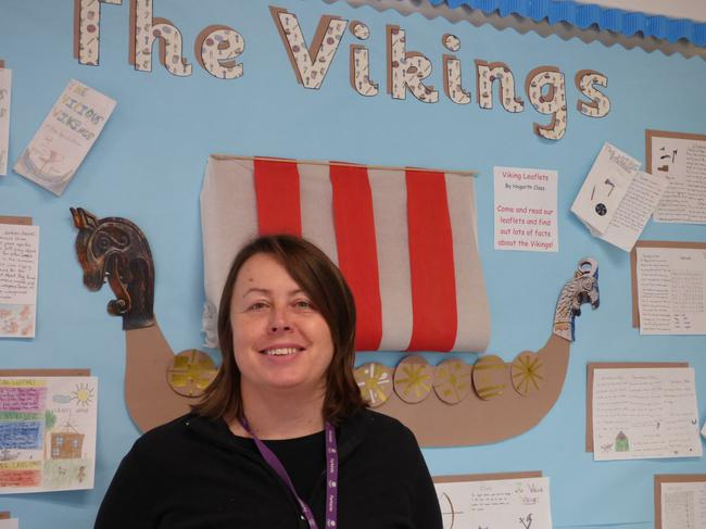 Liz Sainsbury - Class teacher