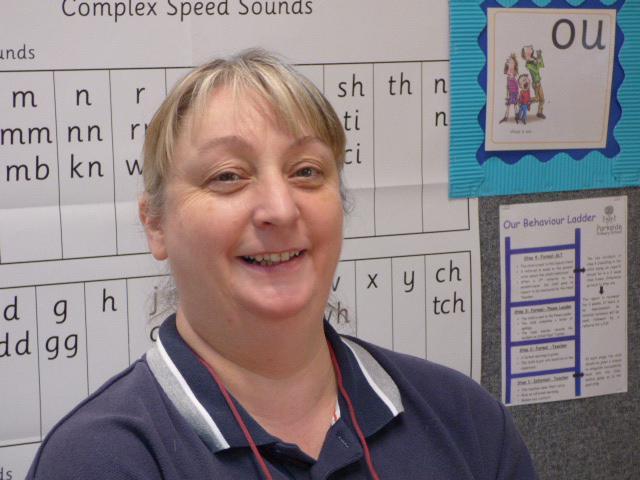 Jo Ginn -  E.L.S.A Teaching Assistant
