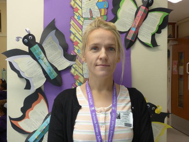 Lauren Austin - Teaching Assistant