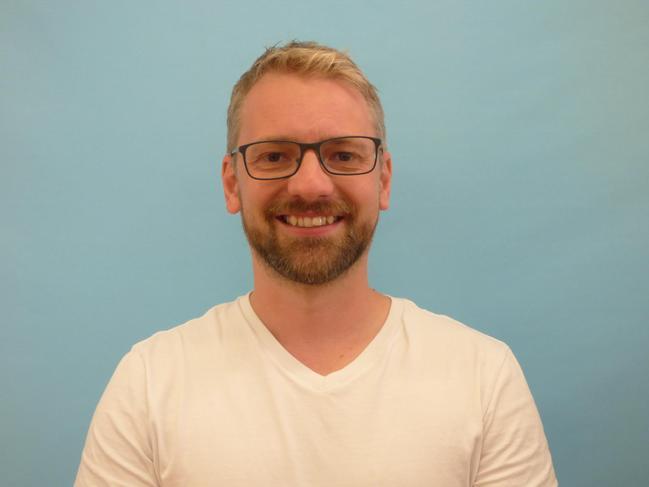Richard Neave - Class Teacher