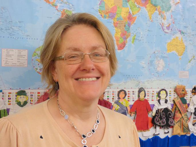 Jan Kent-Smith - Reading Teaching Assistant