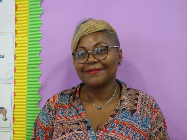 Leonie  Kenko Kengni - Teaching Assistant