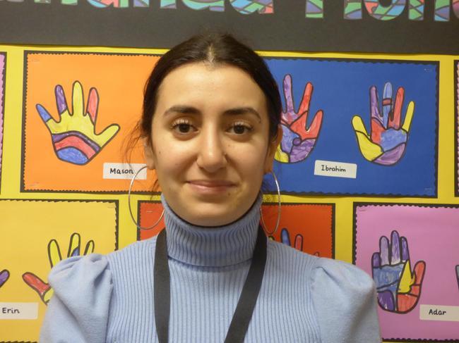 Esen Okten - Teaching Assistant