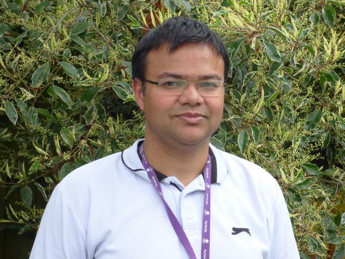 Sumon Chowdhury - Teaching Assistant