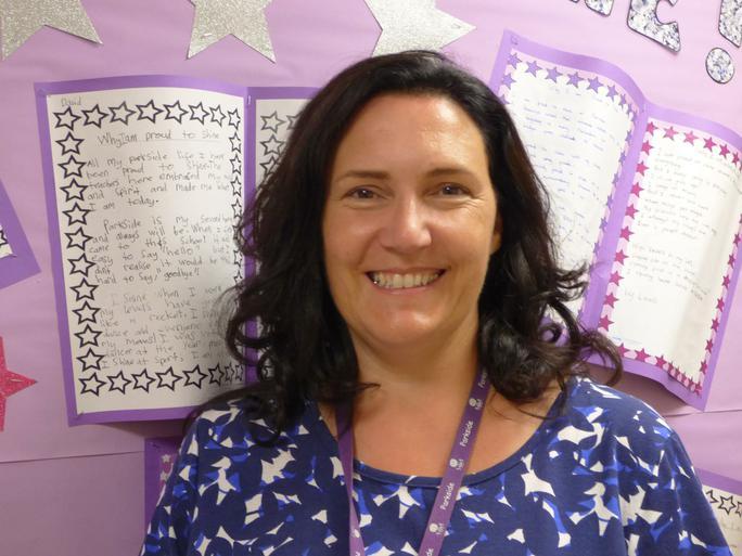 Lynne Wearing - Pastoral Officer