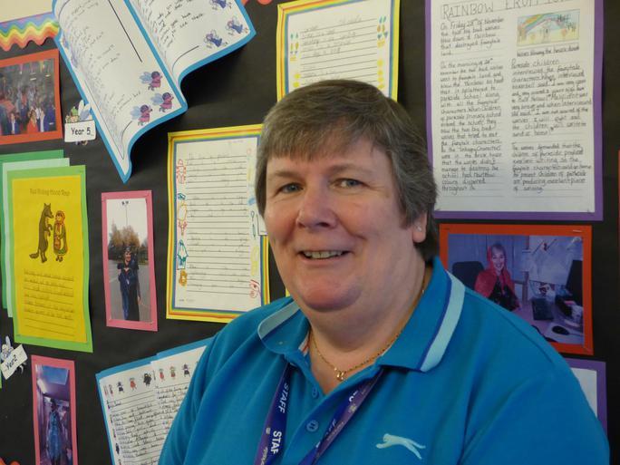 Debbie Dyer -  E.L.S.A Teaching Assistant