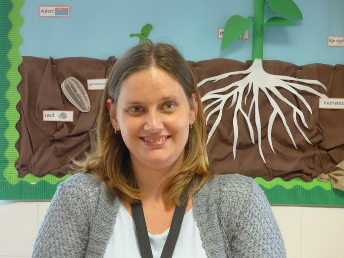 Kim Murrell - Teaching Assistant