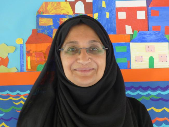 Yasmin Linbada -Teaching Assistant