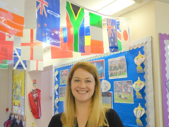 Louise Theron - PPA Teacher - Maternity Leave