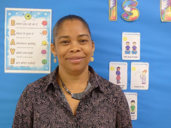 Natasha Blake - Teaching Assistant