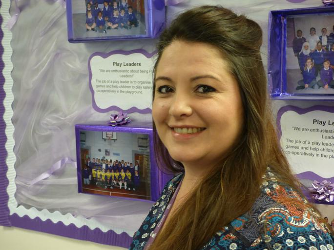 Desiré Lubbe - Nursery Teacher Nursery Lead