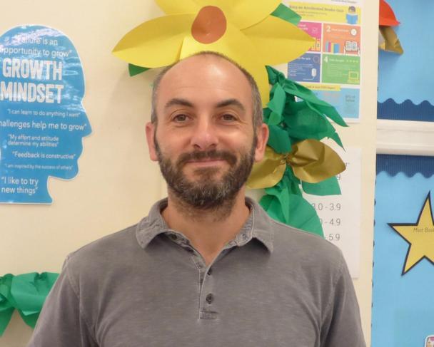 Simon Baxter - Class Teacher