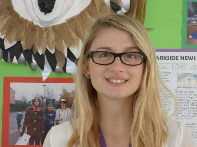 Sophie MIhailovic - Class Teacher