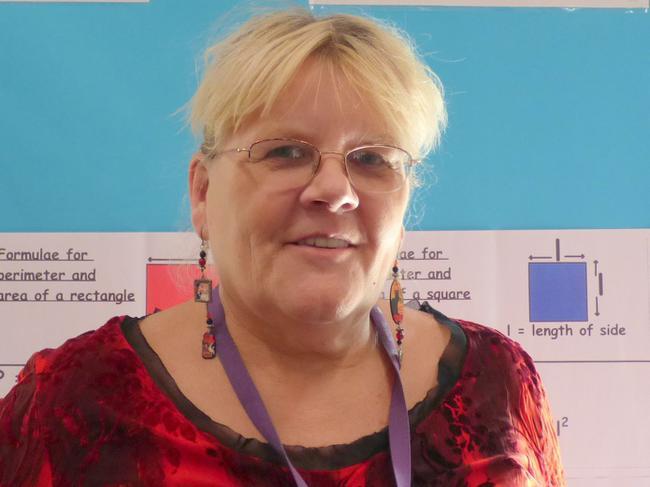 LInda Cousins - Class Teacher