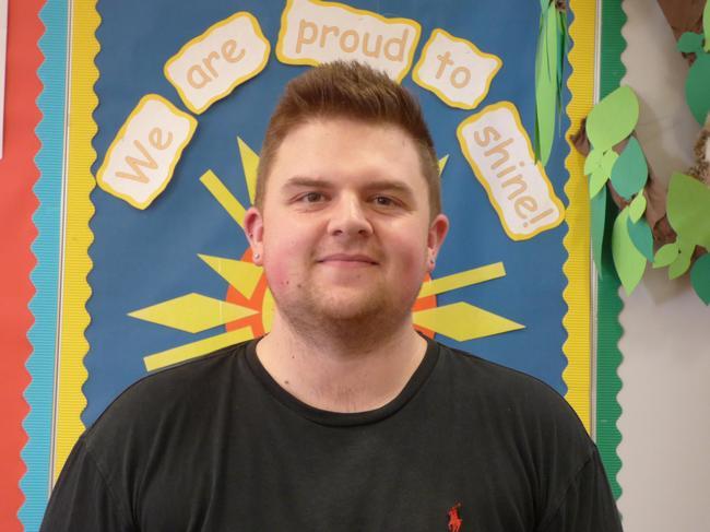 Danny Lovesey - Class Teacher