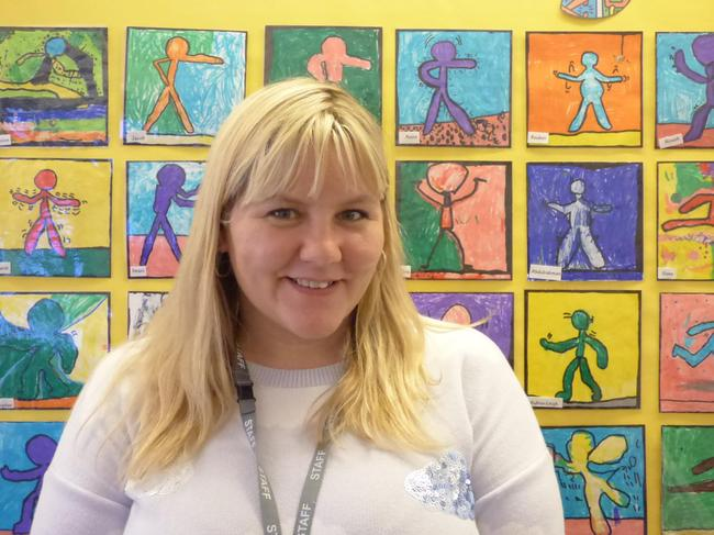 Amy Hartzer - TA