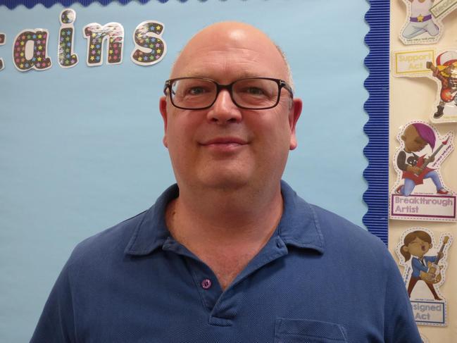 Mark Derrington - Class Teacher