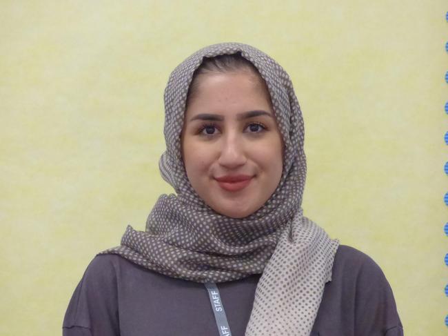 Zarmina Naseri - Class Teacher