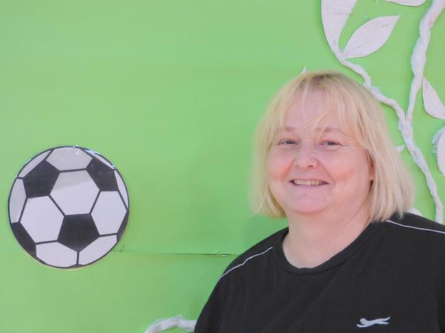 Lesley Pearce - Class Teacher