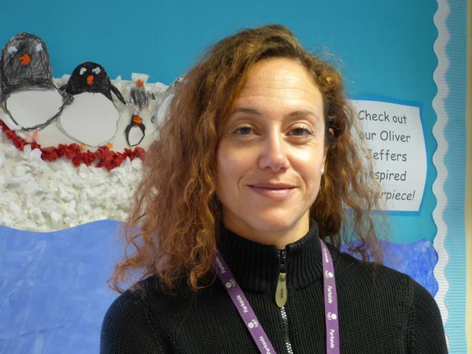 Michelle Eggington - Teaching Assistant