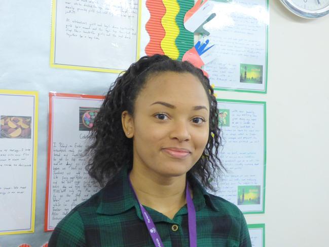 Megan Mathew - Class Teacher