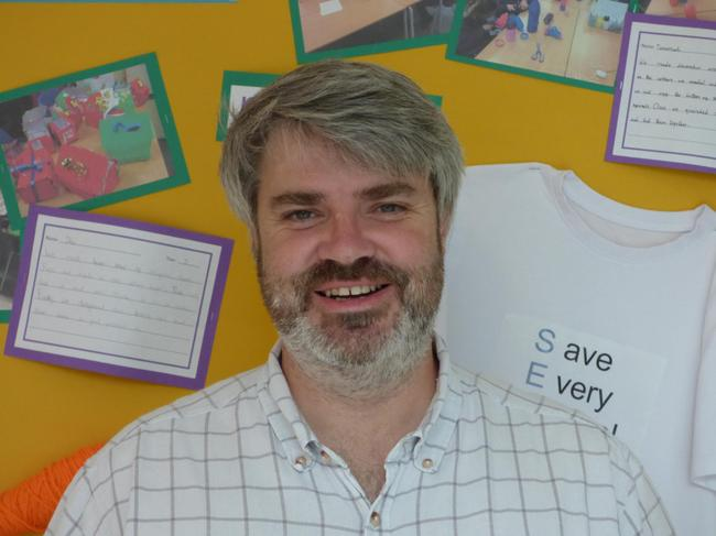 Andrew Blakeston - Class Teacher