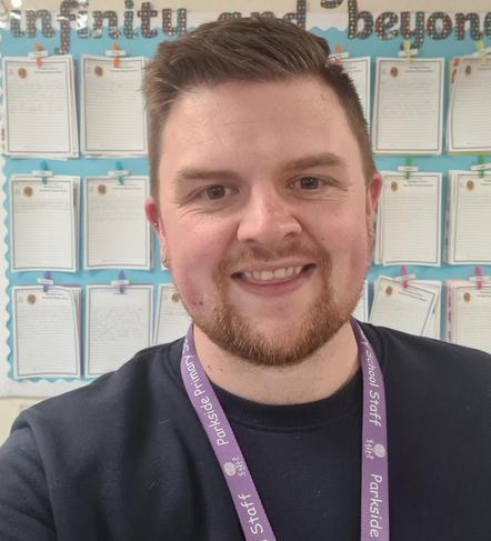 Danny Lovesey - Year 1 Teacher