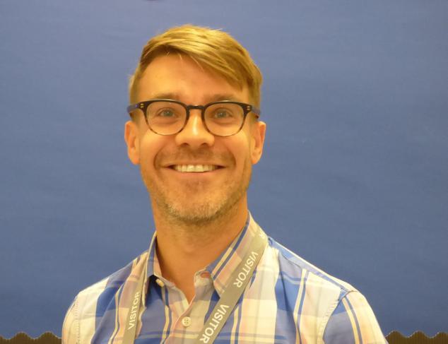 Chris Harness - Class Teacher