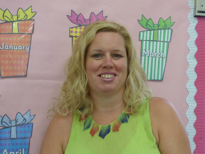 Joanne Linton - Nursery Officer