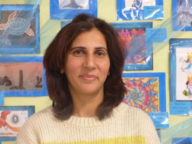 Sanam Mahmood