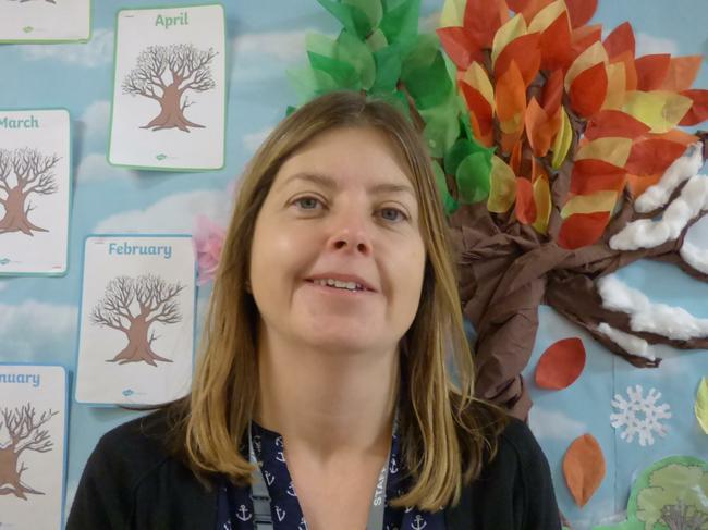 Jo Dunn - Teaching Assistant