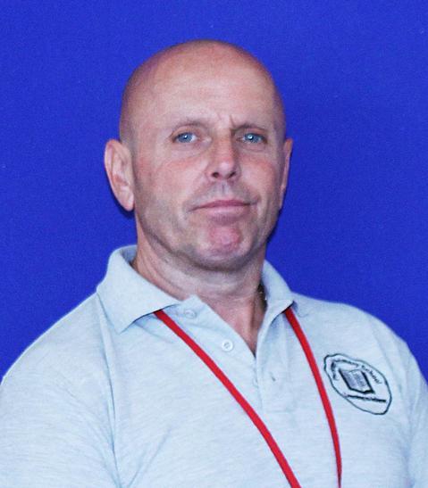 Mr Noakes - Premises Manager