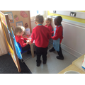 We have been enjoyed our role play.