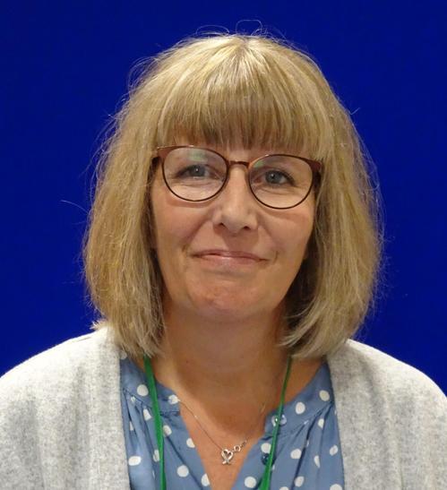 Mrs Shepherd - Family Liaison Officer
