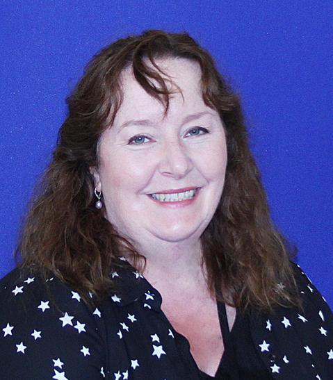Mrs Hewitt - HLTA