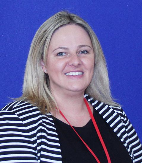 Mrs D. Tume - Assistant Head Teacher - Pastoral