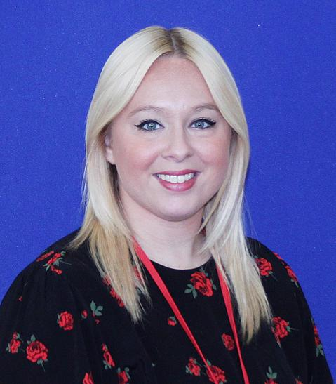Mrs Campbell - Deputy Designated Safeguarding Lead