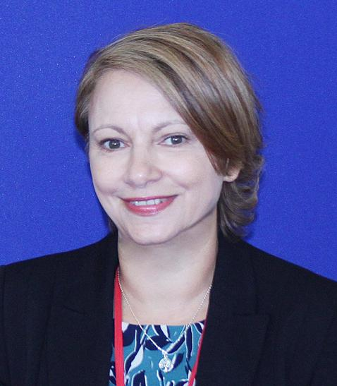 Mrs Shrimpton - Deputy Designated Safeguarding Lead