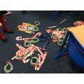 The elf has made our classroom a mess!