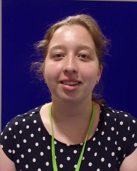 Miss Milburn - Ash Reception Class Teacher