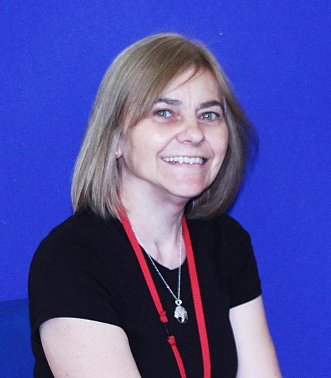 Mrs Hutchins - HLTA
